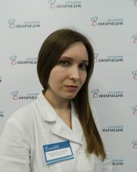 Лукашова Ольга Андреевна