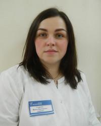 Суркова Ирина Викторовна