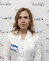 Юневич Елена Анатольевна
